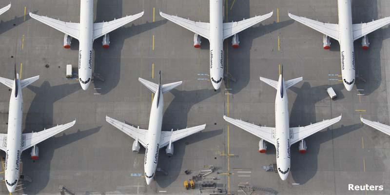Aviones-estacionados