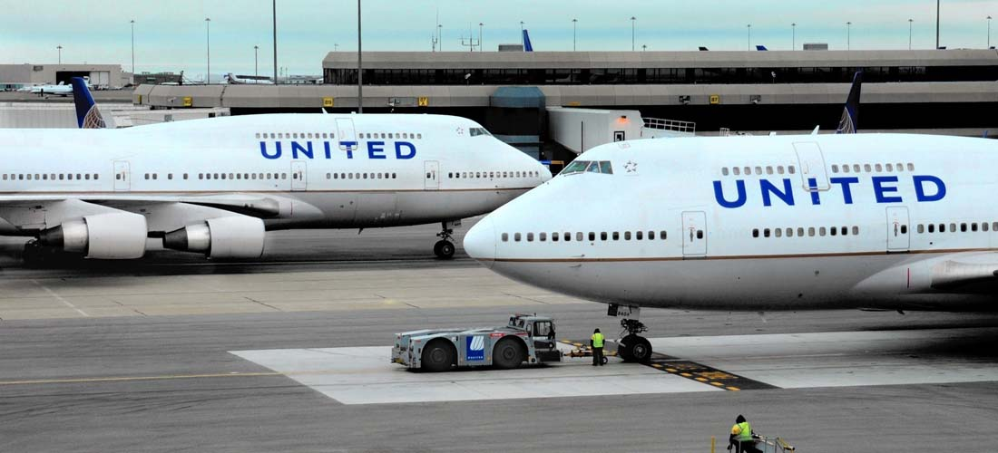 United Airlines adelanta un año la retirada de los Boeing 747 de su flota.  - Aviación al Día – Últimas Noticias del Mundo de la Aviación