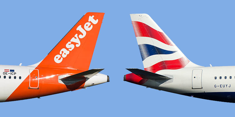 Easyjet-British-Airways